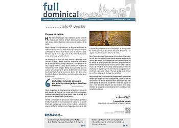 Full Dominical n. 3481 / 27 novembre 2016