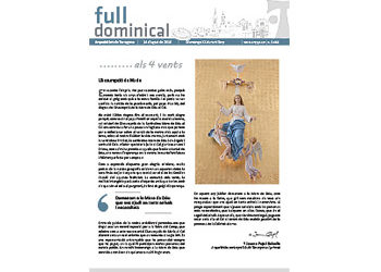 Full Dominical n. 3466 / 14 agost 2016