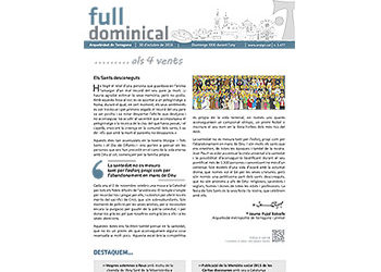 Full Dominical n. 3477 / 30 octubre 2016