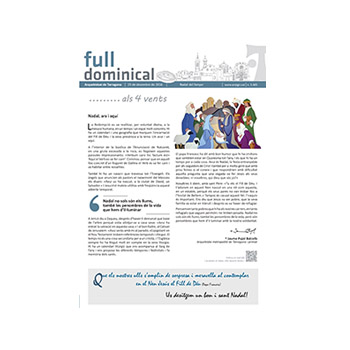 Full Dominical n. 3485 / 25 desembre 2016