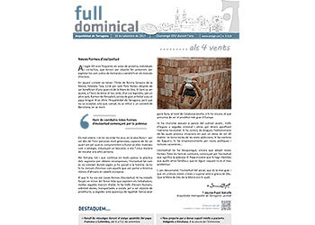 Full Dominical n. 3524 / 24 setembre 2017