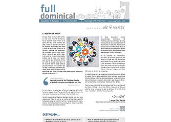 Full Dominical n. 3525 / 1 octubre 2017