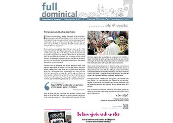 Full Dominical n. 3532 / 19 novembre 2017