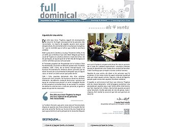 Full Dominical n. 3536 / 17 desembre 2017