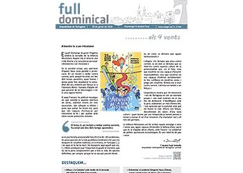 Full Dominical n. 3542 / 28 gener 2018