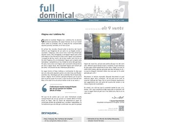 Full Dominical n. 3560 / 03 juny 2018