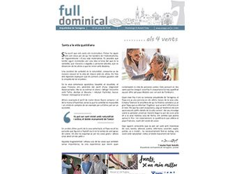 Full Dominical n. 3561 / 10 juny 2018