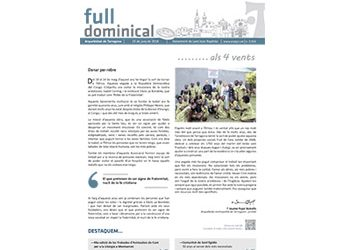 Full Dominical n. 3563 / 24 juny 2018