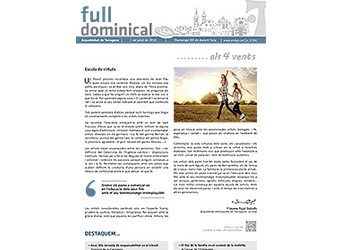 Full Dominical n. 3564 / 01 juliol 2018