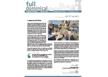 Full Dominical n. 3571 / 19 agost 2018