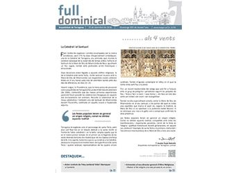 Full dominical n. 3576 / 23 setembre 2018