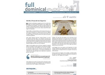Full Dominical n. 3574 / 09 setembre 2018