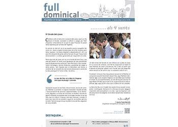 Full dominical n. 3578 / 07 octubre 2018
