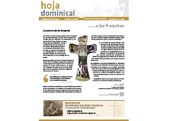 Hoja Dominical n. 3595 / 03 febrero 2019
