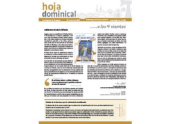 Hoja dominical n. 3594 / 27 enero 2019