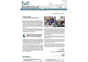 Full dominical n. 3603 / 31 març 2019