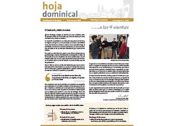 Hoja dominical n. 3601 / 17 marzo 2019
