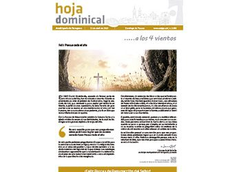Hoja Dominical n. 3606 / 21 abril 2019