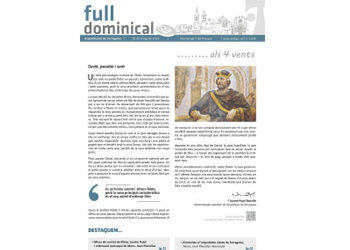Full Dominical n. 3610 / 19 maig 2019