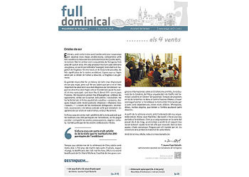 Full Dominical n. 3612 / 2 juny 2019