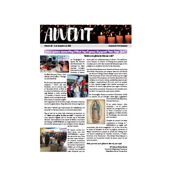 Suplement n.90 – Advent – Missions