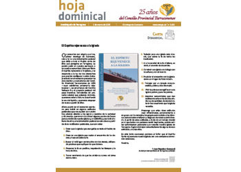 Hoja Dominical n. 3651 / 1 marzo 2020