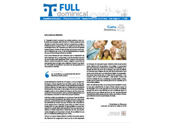 Full Dominical n. 3694 / 27 desembre 2020