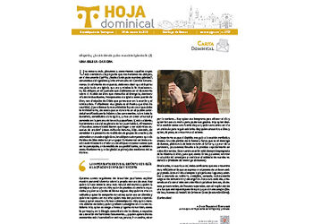Hoja Dominical n. 3707 / 28 marzo 2021