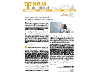 Hoja Dominical n. 3708 / 04 abril 2021