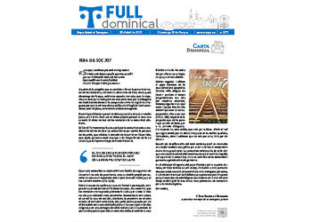 Full Dominical n. 3711 / 25 abril 2021
